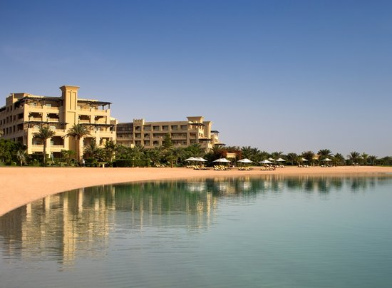 Grand Hyatt Doha Hotel & Villas: Beach Shot
