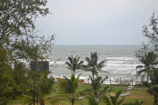 Sea Breeze Hotel : View from Hotel