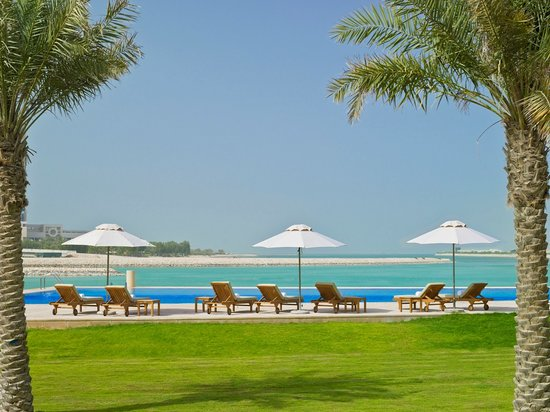 Grand Hyatt Doha Hotel & Villas : Beach