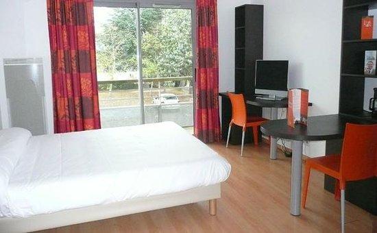 Appart U0026 39 City Nantes Carquefou Hotel  France    Voir Les
