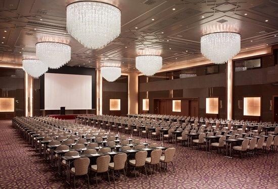 Grand Hyatt Doha Hotel & Villas: Al Silia Ballroom