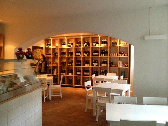 Vino e Cucina: la libreria dei vini