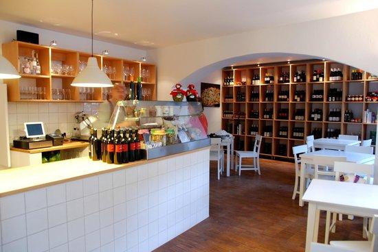 Vino e Cucina: il bancone
