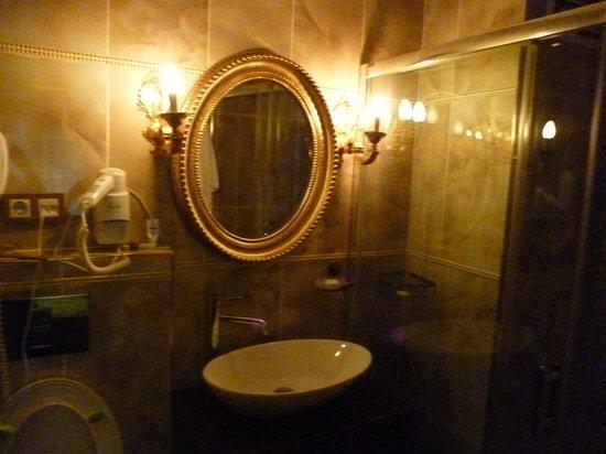 Salinas Istanbul Hotel:                   Ванная комната