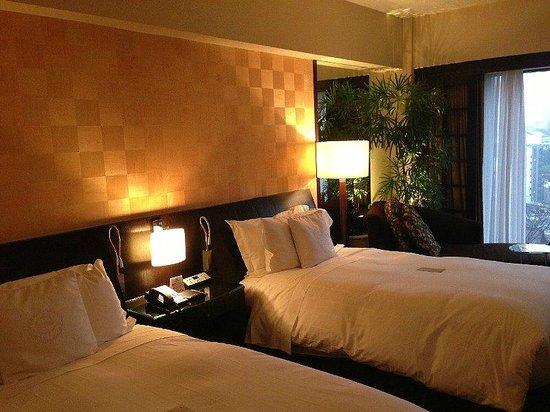 Sheraton Miyako Hotel Tokyo:                   部屋