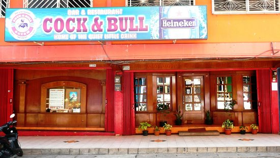 Cock & Bull Bar and Restaurant