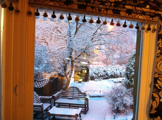 Cranleigh Boutique:                   Snowy 50th at The Cranleigh