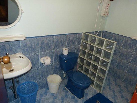 Baan Sukreep - Zen Garden Cottages : la salle de bain