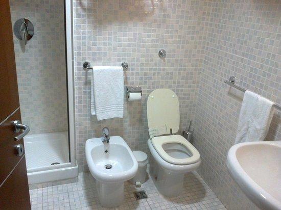 Le Suite Sul Corso: bagno