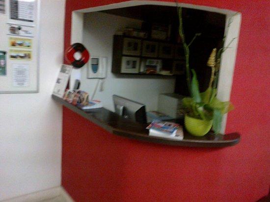 Le Suite Sul Corso: reception