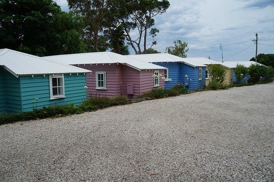 Hyams Beach Seaside Cottages: Cottages