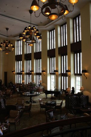 Park Hyatt Saigon: Lounge