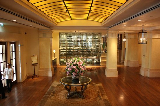 Park Hyatt Saigon: Lobby entrance
