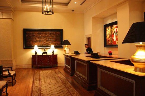โรงแรมพาร์ค ไฮแอท ไซกอน: Reception