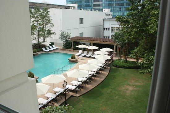 โรงแรมพาร์ค ไฮแอท ไซกอน: pool
