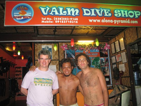 Valm: congratulations to our new ow divers