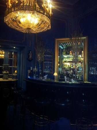 Hotel Sacher Wien: THE BLUE BAR