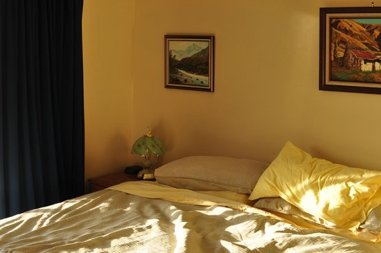 Clearwater Bed and Breakfast:                   Bedroom