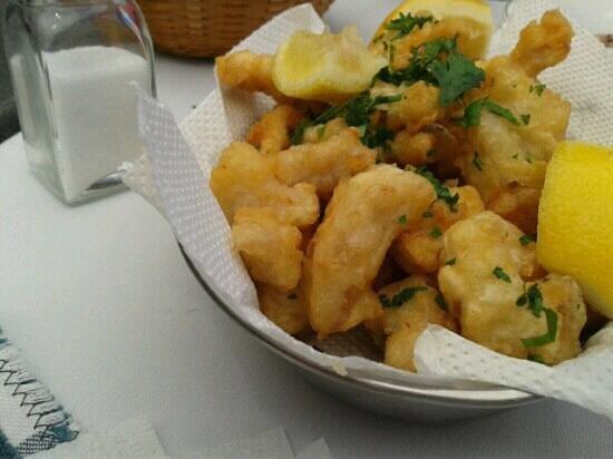 Drakar :                   miñaturas de pescado
