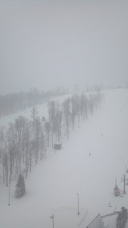Seven Springs Mountain Resort: Balcony view