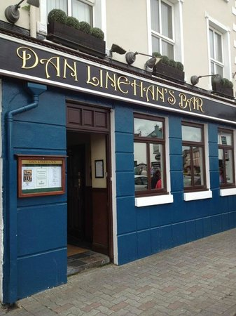 Dan Linehan's Bar & B&B: Town Centre B&B