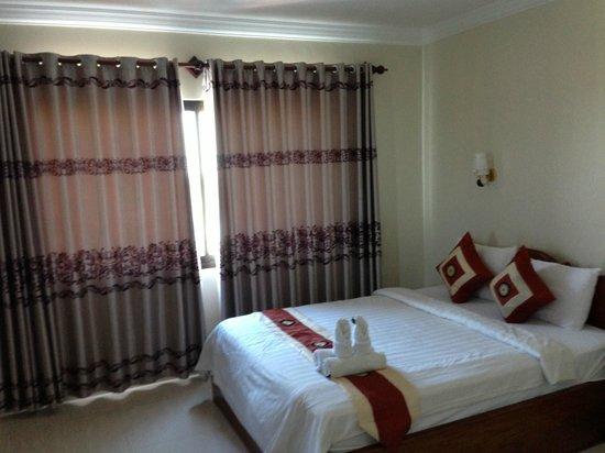 Gloria Angkor Hotel:                   内装1