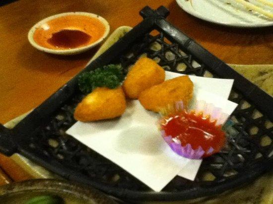 Nihon Kaita machi ten:                   カマンベールチーズの揚げ物