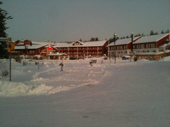 Hotel Hullu Poro - The Crazy Reindeer:                   crazy reindeer