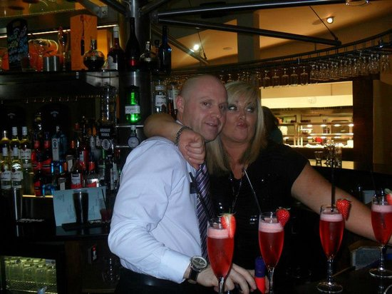 Waterfoot Hotel:                                                       Shaun the bar manager