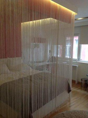 Nuru Ziya Suites:                   my room