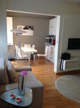 Nuru Ziya Suites:                   my suite