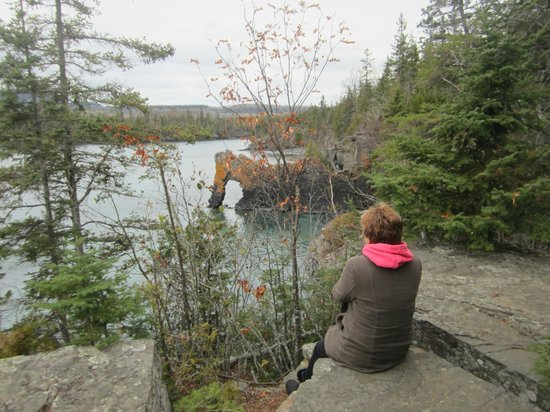 Sleeping Giant Provincial Park:                                     sealion revisited
