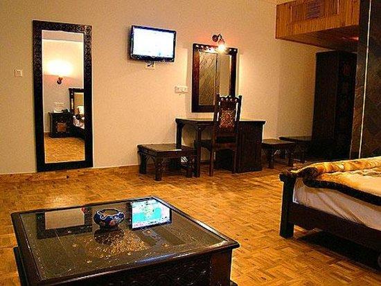 The Himachal Inn : rooms