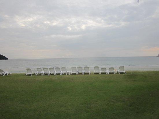 Pangkor Island Beach Resort:                   PIBR own Private Beach