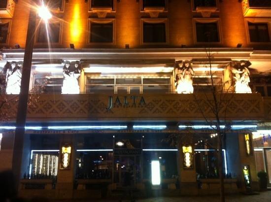 Jalta Boutique Hotel:                   jalta fascade