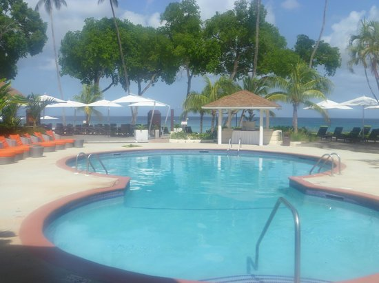 Tamarind by Elegant Hotels:                   Main Pool