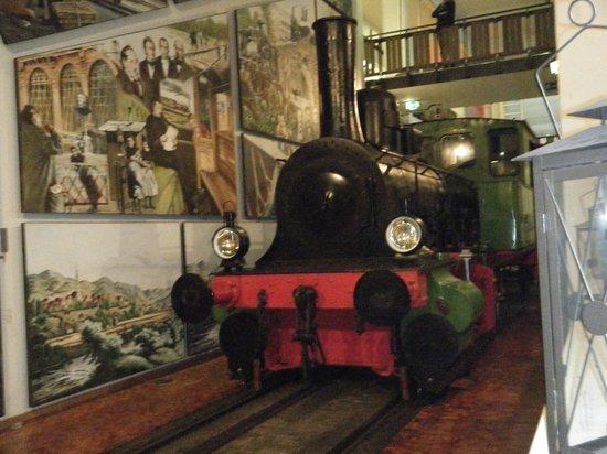 Technoseum Mannheim (ehemals Landesmuseum fuer Technik und Arbeit):                   The eisbahn.