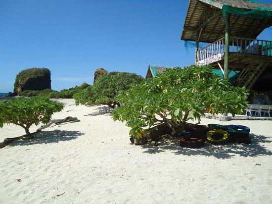 إيجل بوينت ريزورت:                                     Sepoc Island                                  