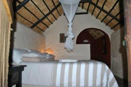 Nobene Lodge : Room wth en sute batroom