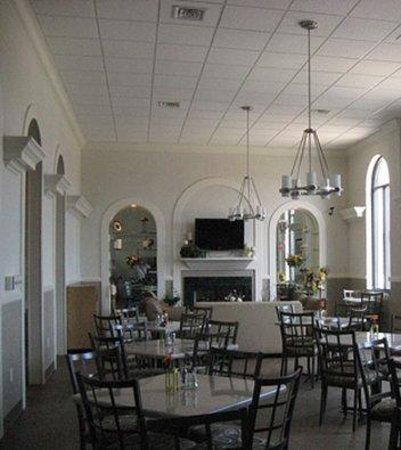 Quality Inn: Dining Area