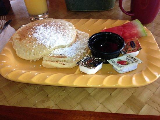 Aromi d'Italia Cafe : ottimi pancakes