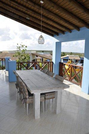 Kunuku Aqua Resort: Porche