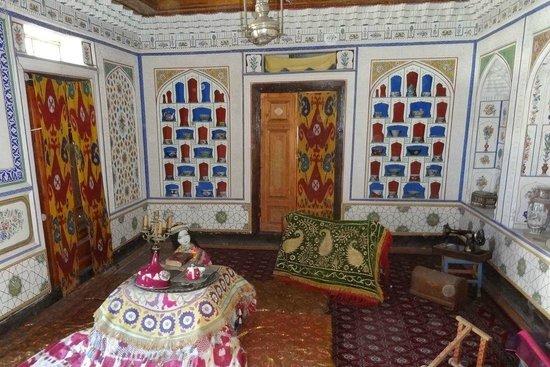 Дом-музей Файзуллы Ходжаева