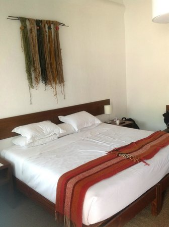 Tierra Viva Cusco Saphi:                   Lovely clean decor