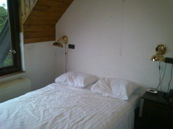 Flechter Hotel de Witte Brug:                   Bed