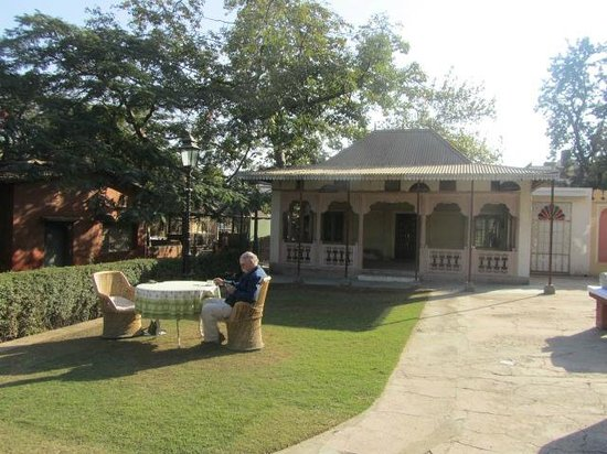 Naila Bagh Palace:                   Picturesque grounds to relax in