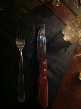 La Lenita: il coltello parla da se!!
