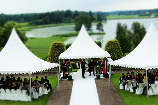 Hedenlunda Slott: Wedding