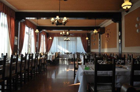 Gatto Moro : La sala principale