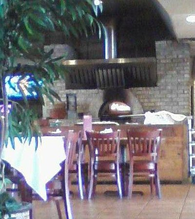 Taboon At The Valley: Brick Oven